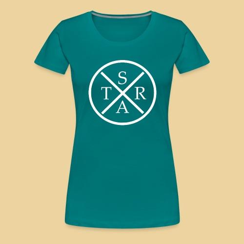 STAR - Frauen Premium T-Shirt