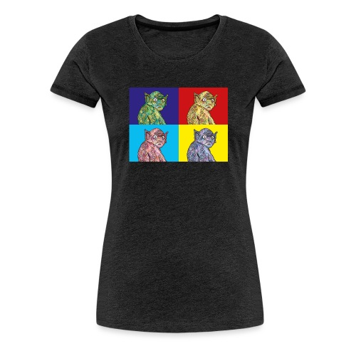 Havarius Opal - Frauen Premium T-Shirt