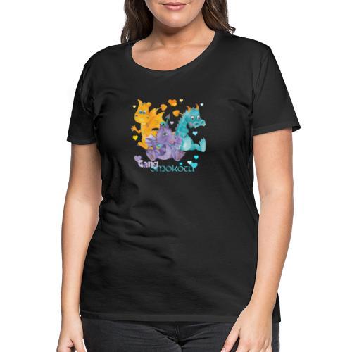 Gang Smoków - Koszulka damska Premium