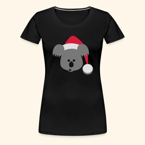 Koala Design Nikoalaus - Frauen Premium T-Shirt