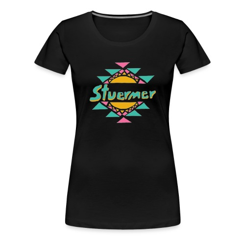 Stuermer Arizona Eistee Edition T-Shirt - Frauen Premium T-Shirt