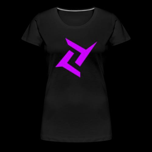 New logo png - Vrouwen Premium T-shirt