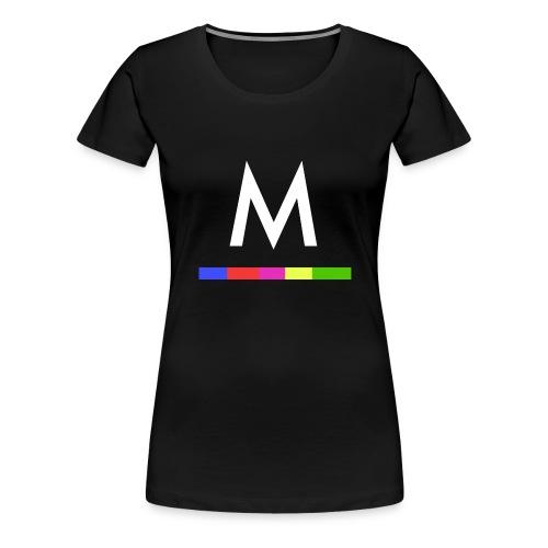 Metro - Camiseta premium mujer