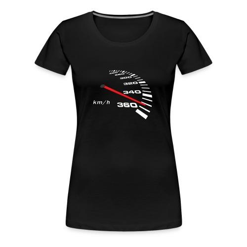 Turbo Tacho Extrem Tuning - Frauen Premium T-Shirt