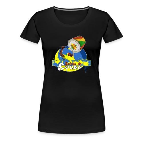 BBaC Surdo - T-shirt Premium Femme