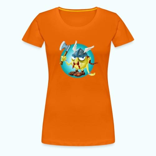Gnome 1 - Women's Premium T-Shirt