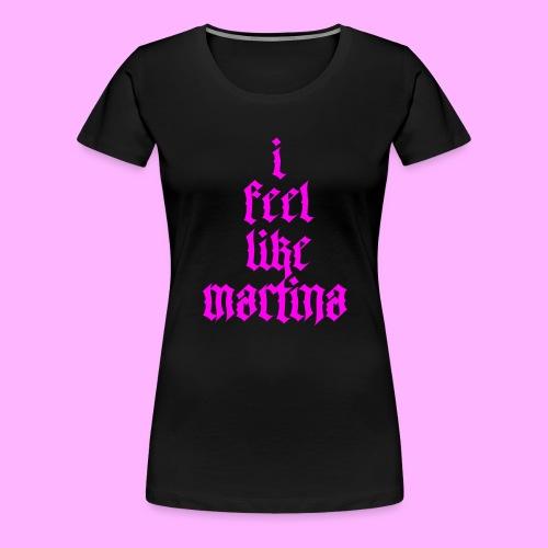 WEARABLE CLOTHING - Camiseta premium mujer