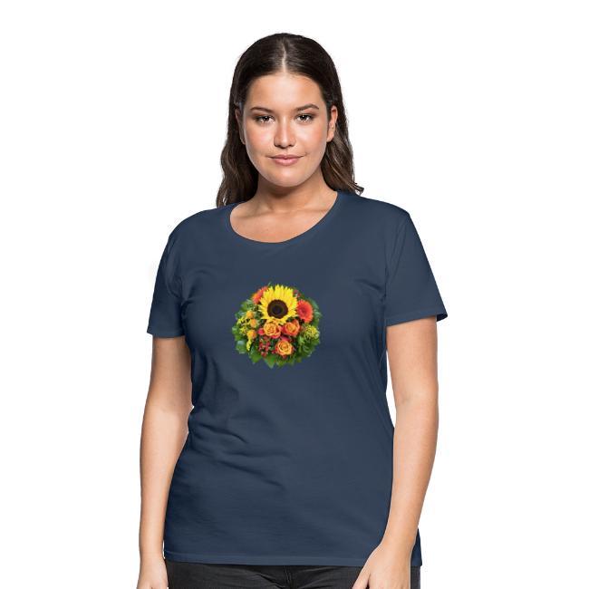 Herbststrauss Herbst Sonnenblume