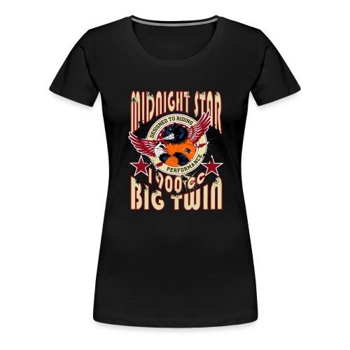 MidnightStar - Vrouwen Premium T-shirt