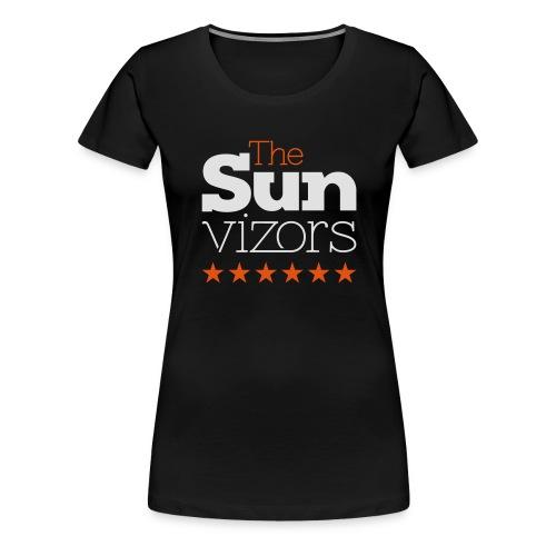 Marquage logo_TheSunvizors - T-shirt Premium Femme