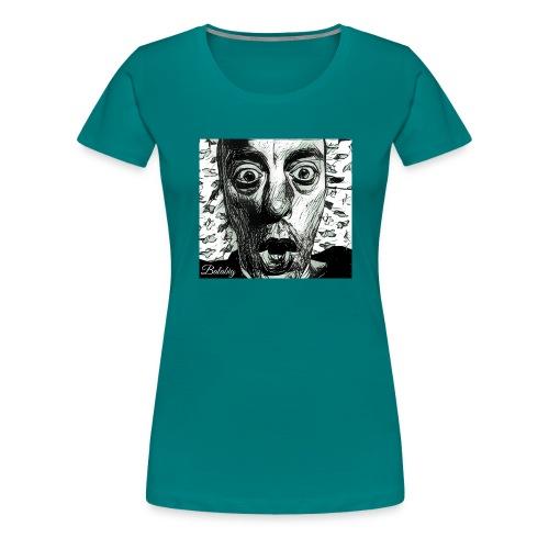 No fear - Maglietta Premium da donna