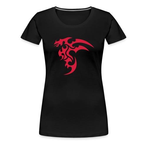 HBS Dragon - Frauen Premium T-Shirt
