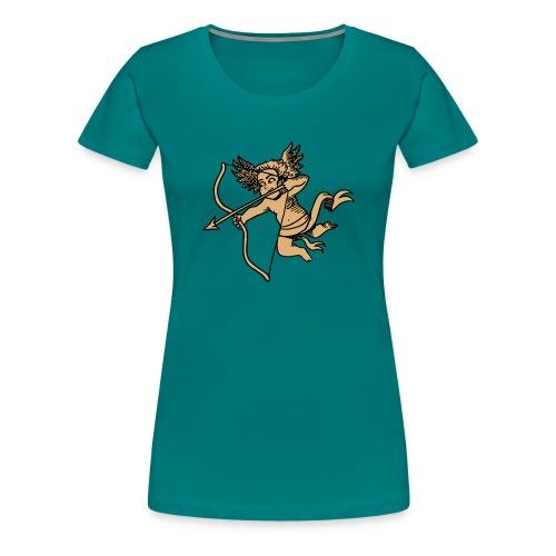 Cupid's Arrow - Women's Premium T-Shirt