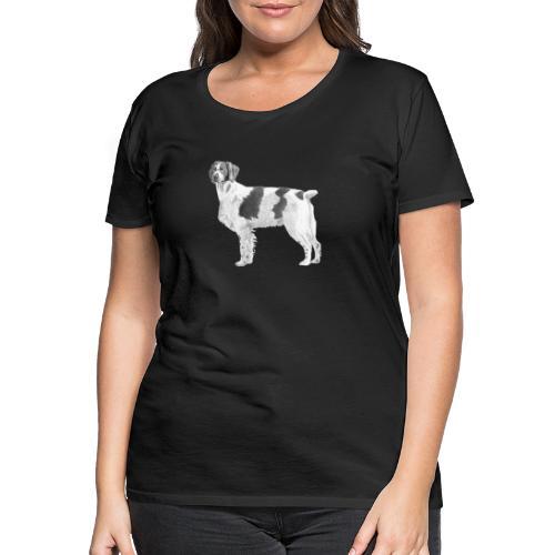 Brittany - Breton - Dame premium T-shirt