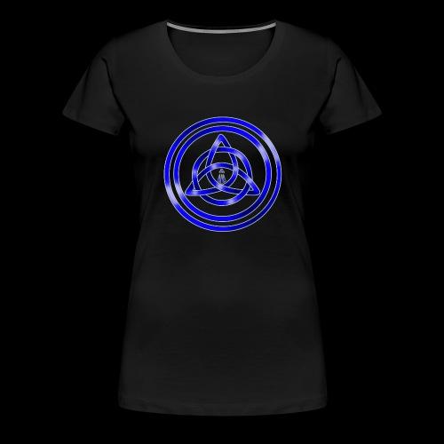 Awen Triqueta - Women's Premium T-Shirt
