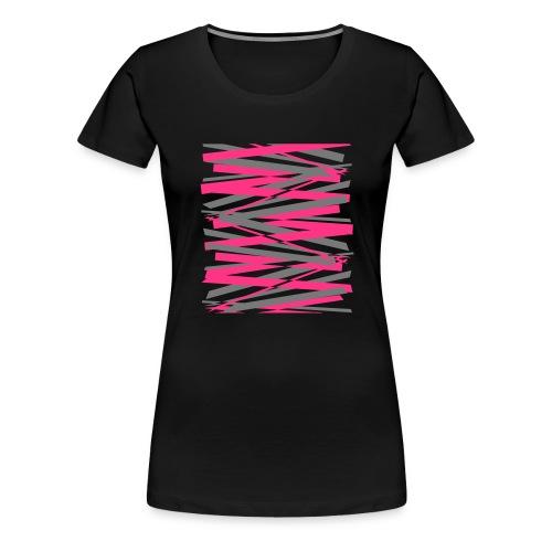 Burst - Frauen Premium T-Shirt