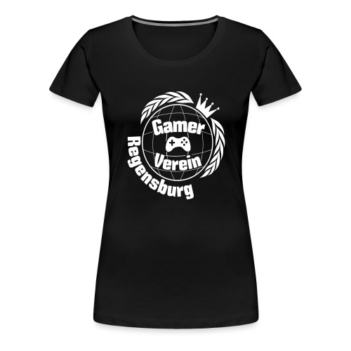 300x300 Logo - Frauen Premium T-Shirt
