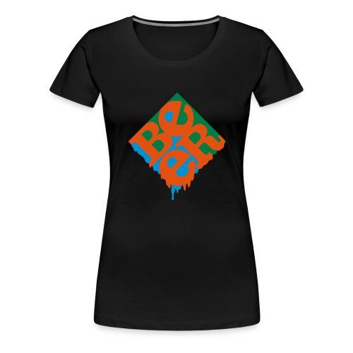 Beer LOVE Indiana - Frauen Premium T-Shirt