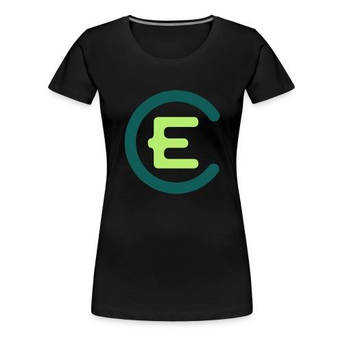EC Regenschirm - Frauen Premium T-Shirt