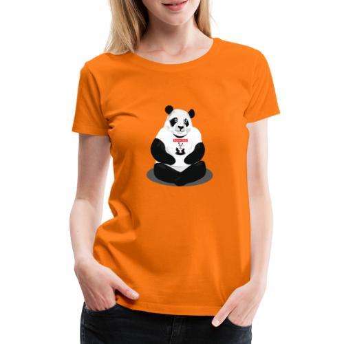 panda hd - T-shirt Premium Femme