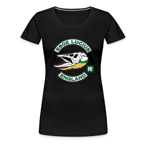 Esox Lucius FC - Women's Premium T-Shirt