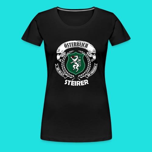 Steirer - Frauen Premium T-Shirt
