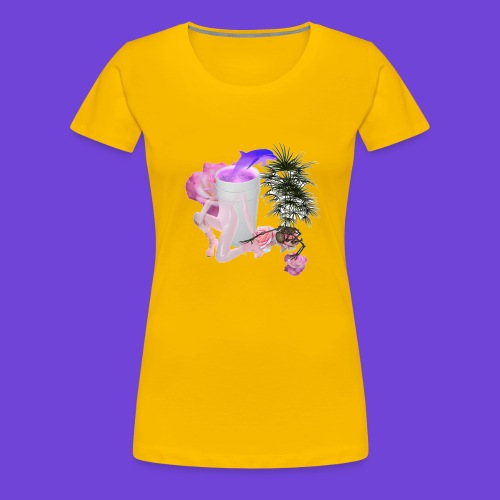 Purple Drank - Maglietta Premium da donna