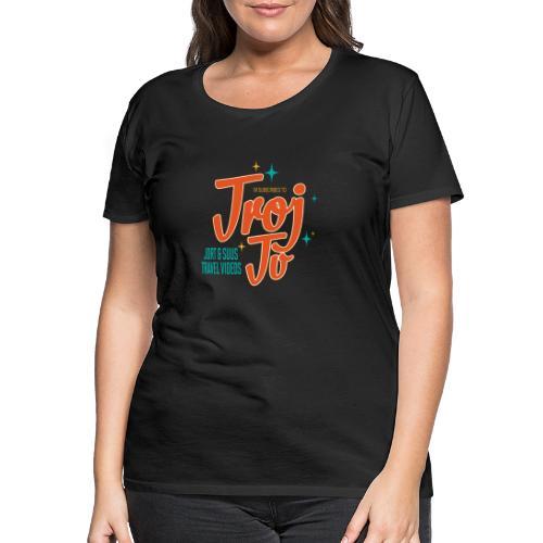 Troj Bay - Vrouwen Premium T-shirt