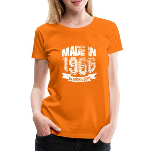 Made in 1966 - Camiseta premium mujer