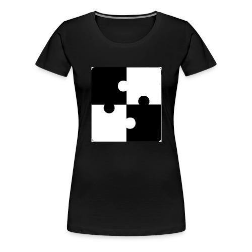 jigsaw - Women's Premium T-Shirt