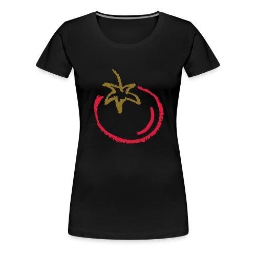 tomato 1000points - Women's Premium T-Shirt