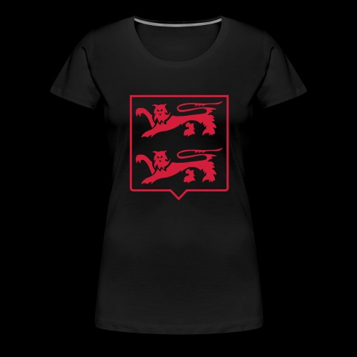 lions de Normadie - T-shirt Premium Femme