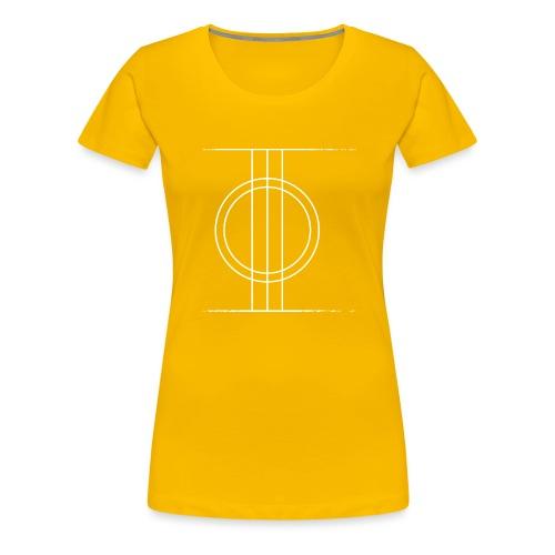 Sapmi black - Premium T-skjorte for kvinner