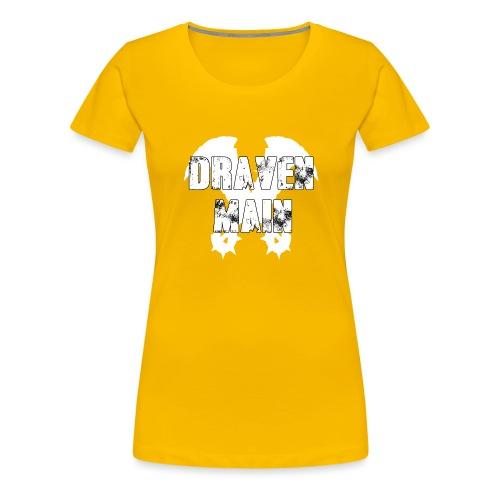 Draven Main - Frauen Premium T-Shirt