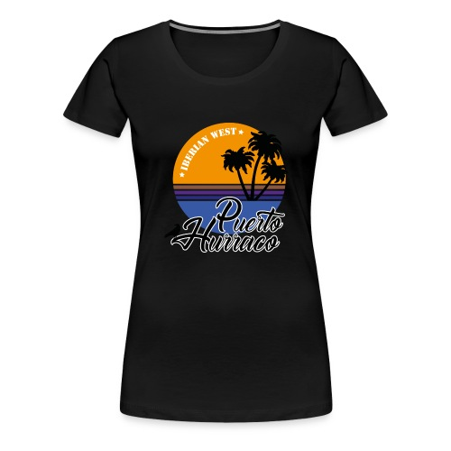Puerto Hurraco - Camiseta premium mujer