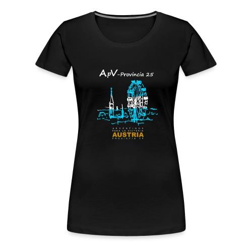 austria png - Camiseta premium mujer