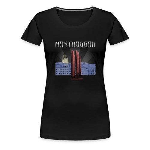 Masthuggah master, kyrka och terass - Premium-T-shirt dam