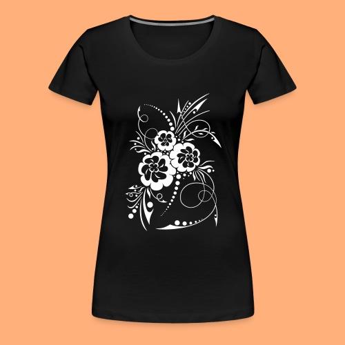 exposion florale - T-shirt Premium Femme