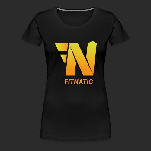 Fitnatic - Frauen Premium T-Shirt