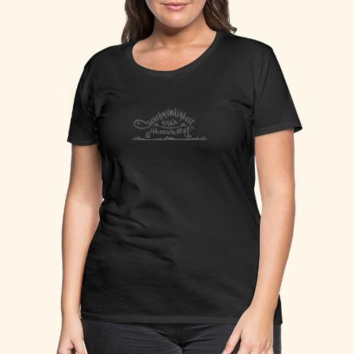 Mein Tempo - Schildkröte - Frauen Premium T-Shirt