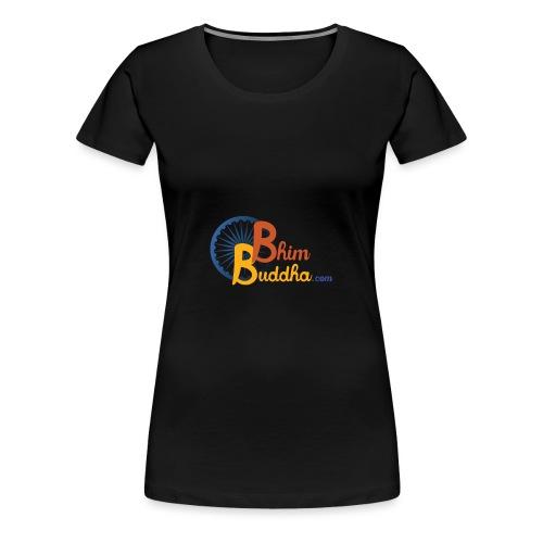 Bhim Buddha - Women's Premium T-Shirt