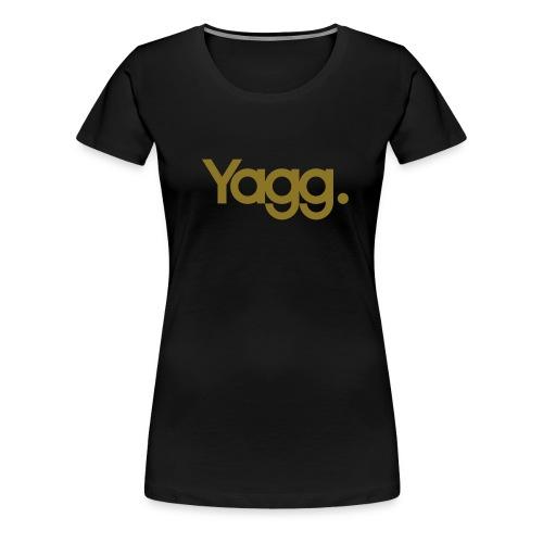 Logo - T-shirt Premium Femme