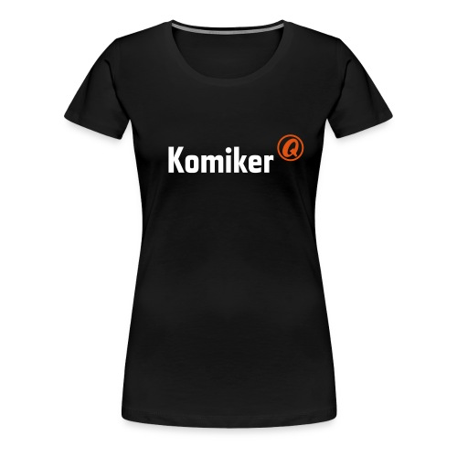 QB Spreadshirt Vektoren 2c 20 - Frauen Premium T-Shirt