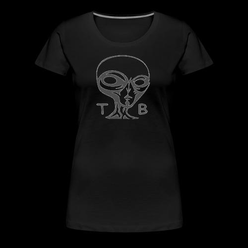 Team_Beamer Classic´s - Frauen Premium T-Shirt
