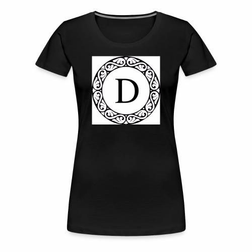 DusTT logo - Women's Premium T-Shirt