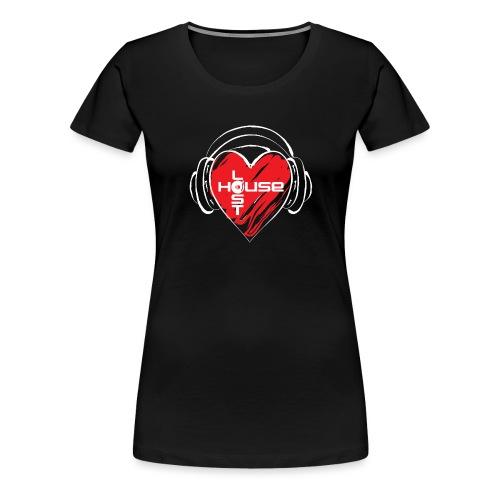 houselovesketcheddark - Women's Premium T-Shirt