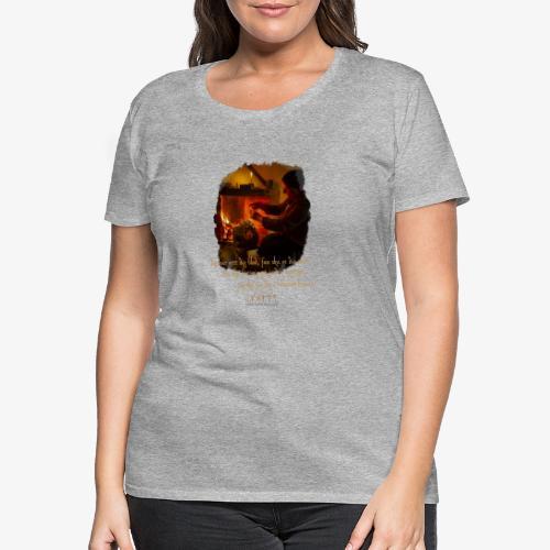 Dragväsen - Premium-T-shirt dam
