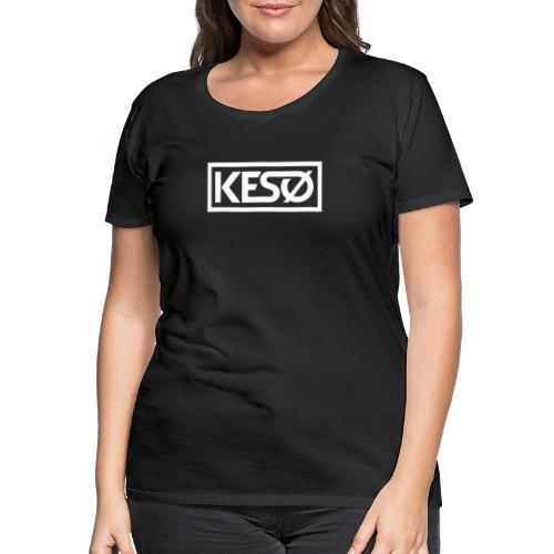 KESO DJ - T-shirt Premium Femme