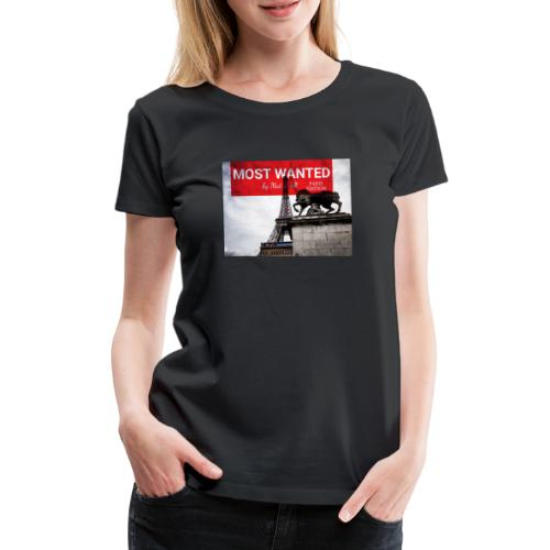 MOST Wanted - PARIS EDITION V3 - T-shirt Premium Femme