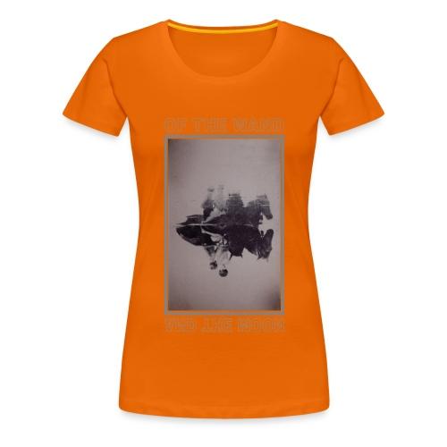 Horse - Women's Premium T-Shirt
